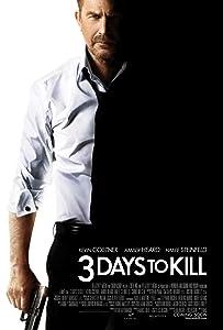 Latest adult movie downloads 3 Days to Kill USA [640x320]