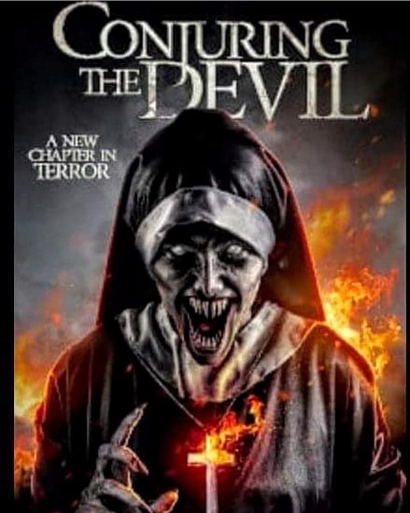 Conjuring the Devil 2020 English 720p HDRip 800MB Download