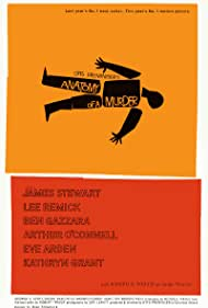 Anatomy of a Murder (1959) Poster - Movie Forum, Cast, Reviews