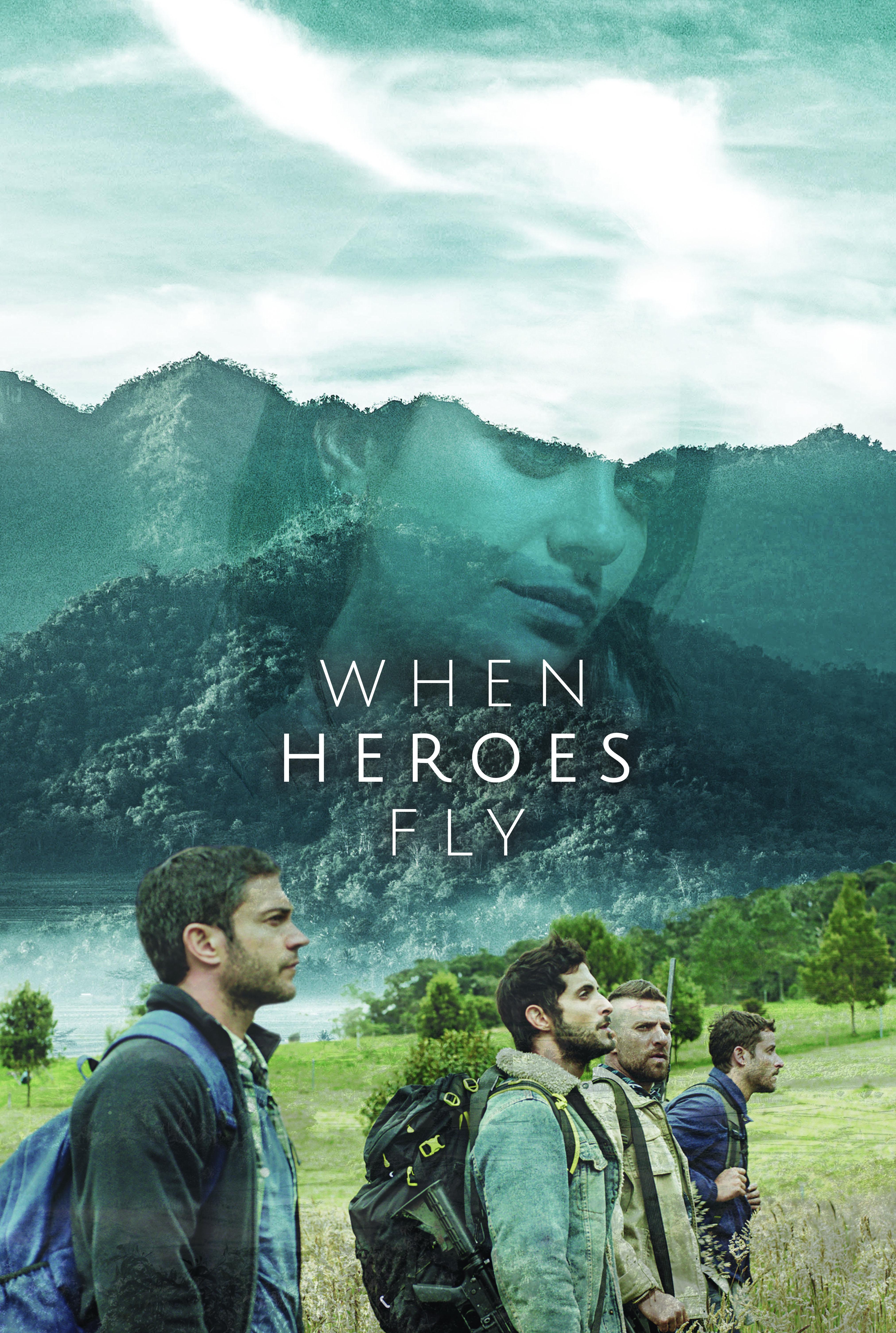 When Heroes Fly (TV Series 2018– ) - IMDb