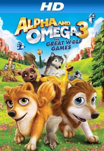 دانلود زیرنویس فارسی فیلم Alpha and Omega 3: The Great Wolf Games