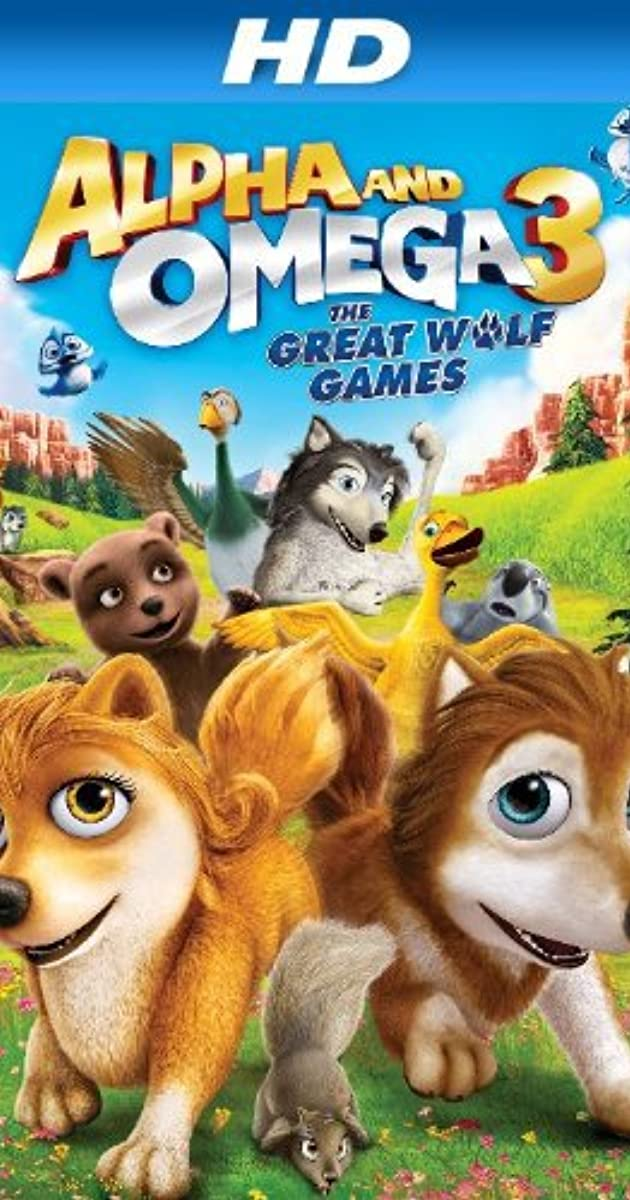 Alpha and Omega 3: The Great Wolf Games (2014) Subtitles