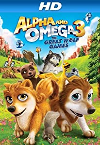 Psp adult movie downloads Alpha and Omega 3: The Great Wolf Games USA [hd1080p]
