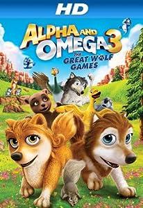 Descargas de películas wmv gratis Alpha and Omega 3: The Great Wolf Games by Richard Rich  [FullHD] [480x640] [480x640] (2014)