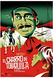 El Charro de Toluquilla Poster