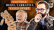 Otra narrativa mediática se desmorona