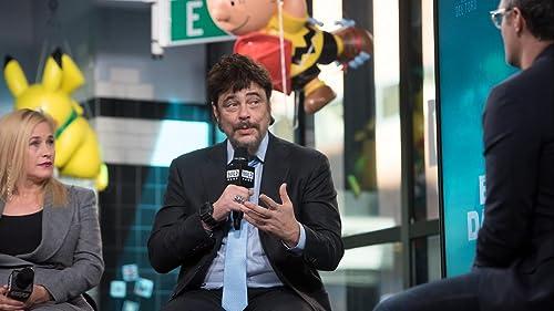 BUILD: Benicio Del Toro on how his dog Influenced his Performance