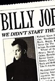 Billy Joel: We Didn't Start the Fire Poster
