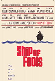 Ship of Fools (1965) Poster - Movie Forum, Cast, Reviews