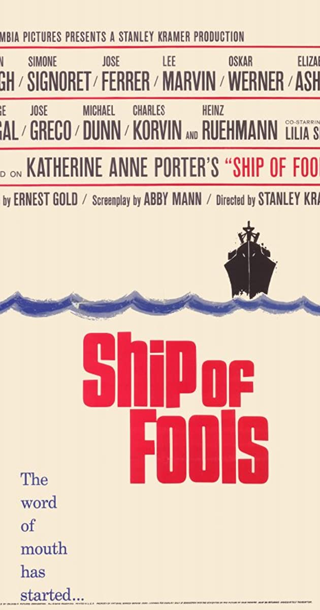 Subtitle of Ship of Fools