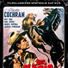 Steve Cochran, Sherry Jackson, and Wildfire the Horse in The Lion and the Horse (1952)
