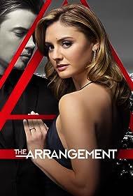 Josh Henderson and Christine Evangelista in The Arrangement (2017)