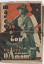 Marquis d'Eon, der Spion der Pompadour