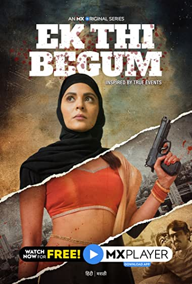 Ek Thi Begum (2021) Hindi Season 2 Complete