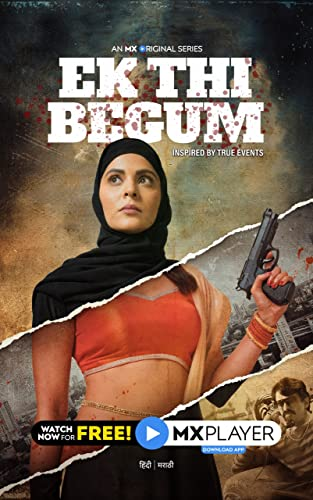 Ek Thi Bhegum (2020) MX Player S01 Complete Hindi Web Series Download