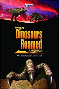 Site for downloading english movies When Dinosaurs Roamed America by Jasper James [720x480]
