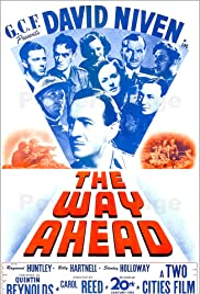 The Way Ahead(1944) Poster - Movie Forum, Cast, Reviews