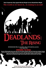 Deadlands: The Rising Poster