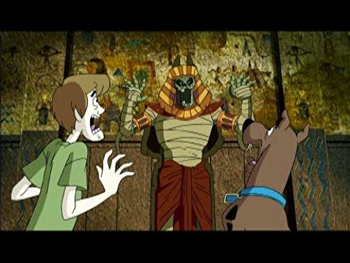 Scooby Doo in Where's My Mummy?