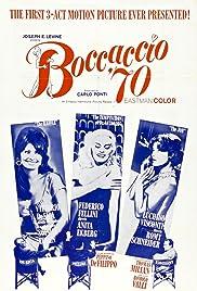 Boccaccio '70 Poster