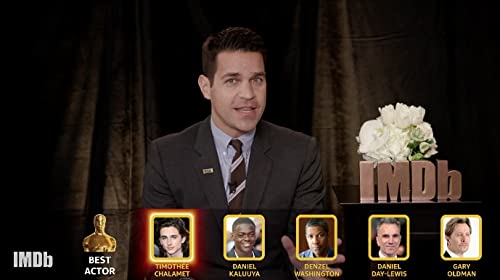 Predicting the Oscars With Dave Karger