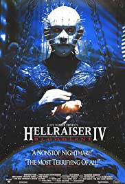Hellraiser: Bloodline (1996) Poster - Movie Forum, Cast, Reviews