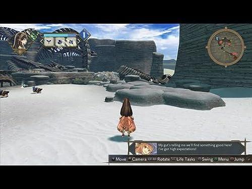 Atelier Shallie: Alchemists of the Dusk Sea (VG)