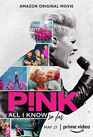 Watch P!nk: All I Know So Far 2021 free online