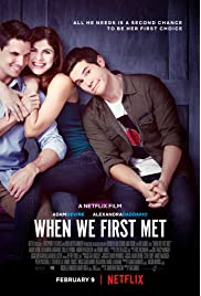 Download When We First Met (2018) Movie