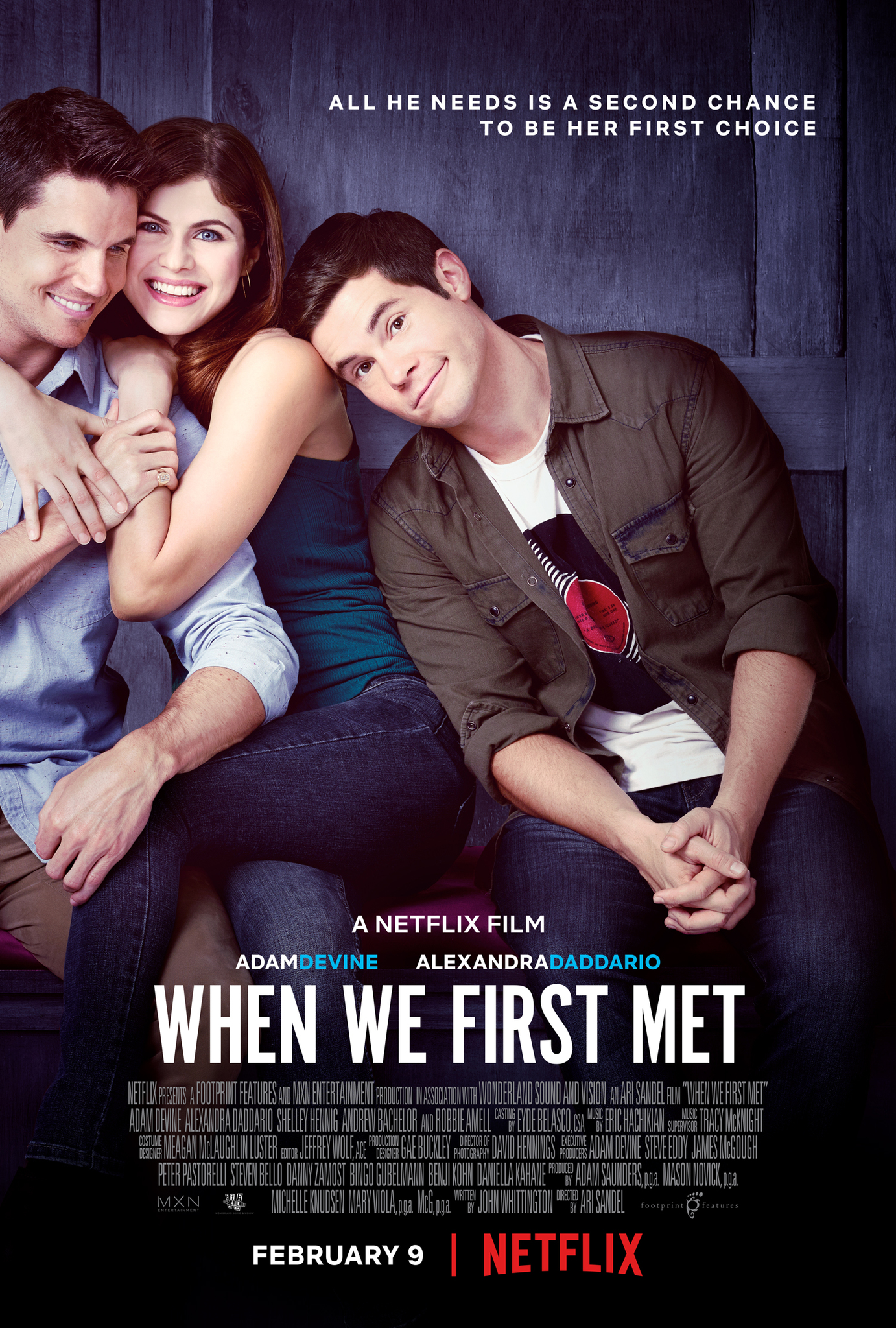When We First Met (2018) WEBRip 720p & 1080p