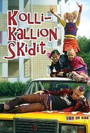 Kollikallion skidit Poster