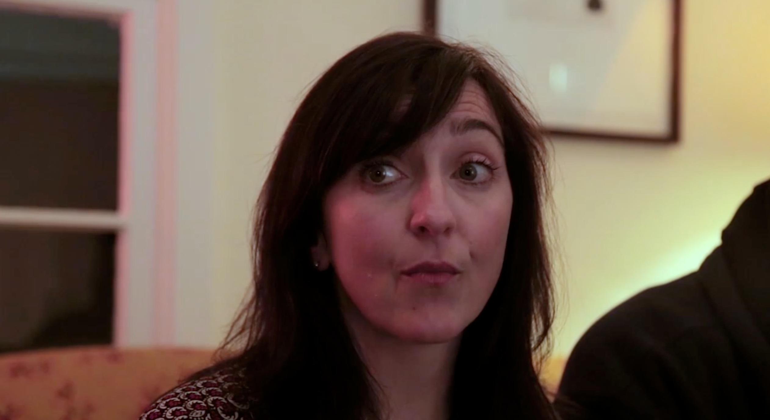 Julie Millett in Wacko Smacko (Sombrero Time)