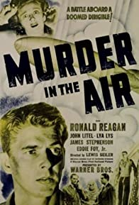 Primary photo for Murder in the Air