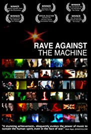Rave Against the Machine Poster
