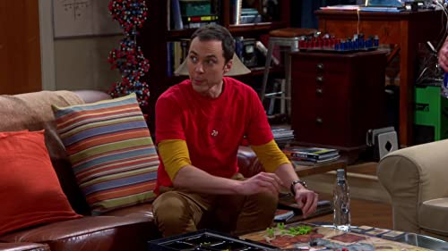 The Big Bang Theory: What Color Would You Like To Be?