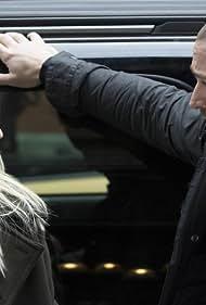 Johanna Braddy and Jake McLaughlin in Quantico (2015)