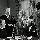 Sigrid Horne-Rasmussen, Gitte Hænning, Johannes Meyer, Elith Pio, and Karl Stegger in Ullabella (1961)