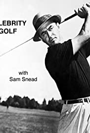 Celebrity Golf Poster