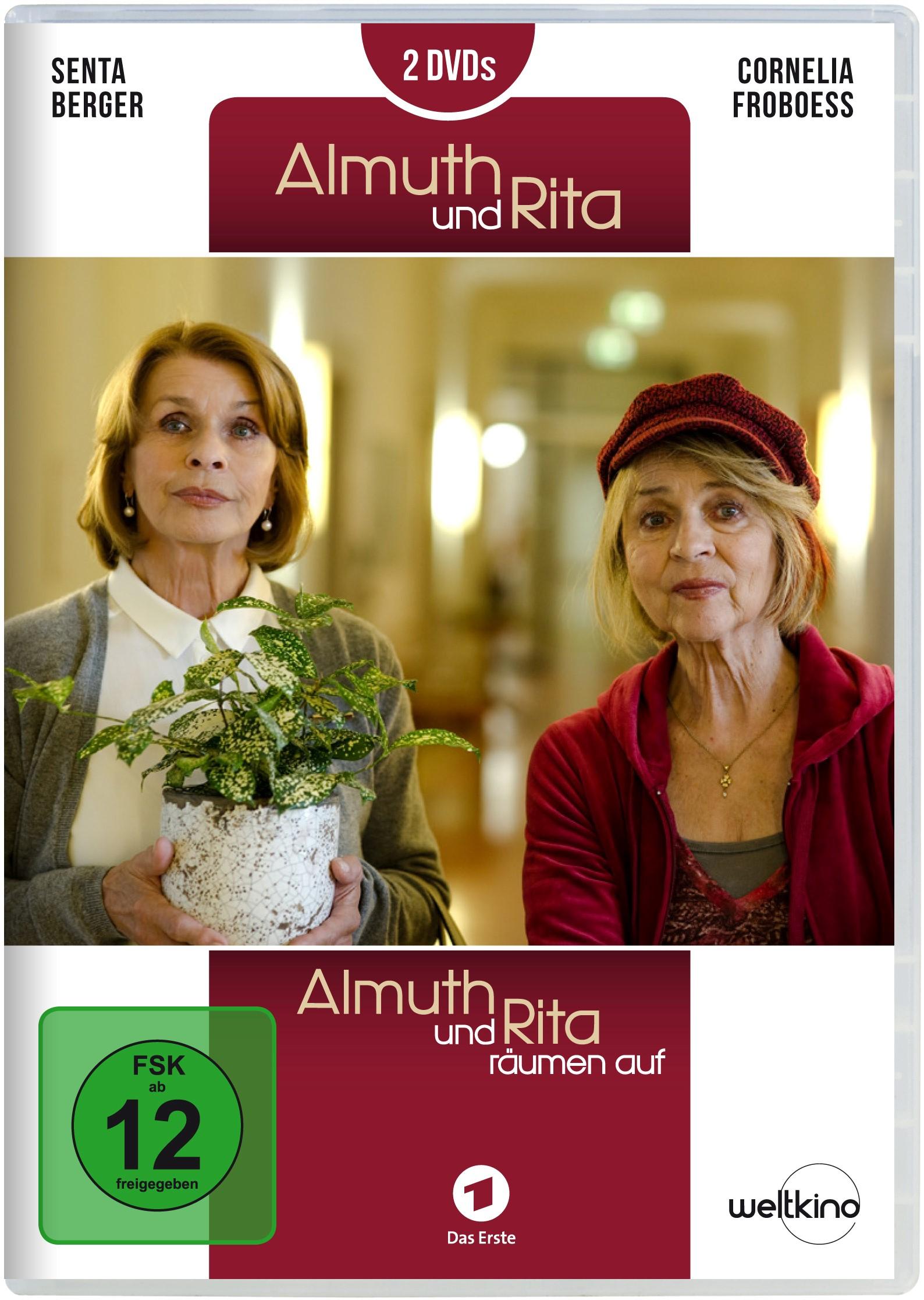 Senta Berger and Cornelia Froboess in Almuth und Rita räumen auf (2016)