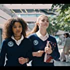Kylee Russell and April Brinson in Virtual High (2016)