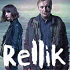 Richard Dormer and Jodi Balfour in Rellik (2017)