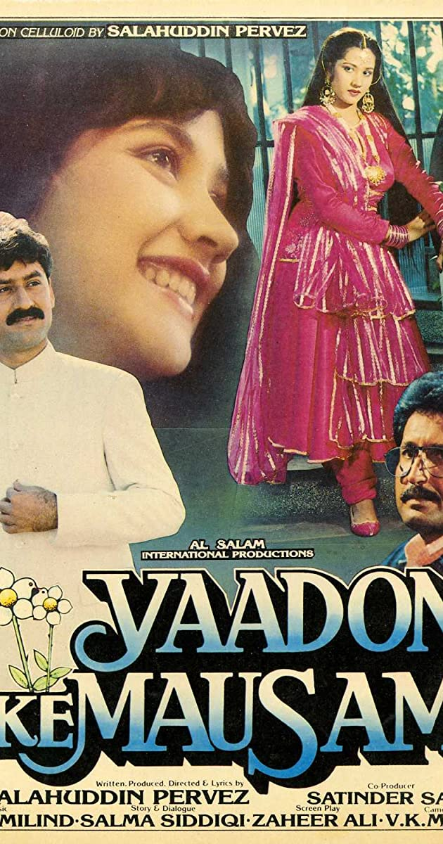 Yaadon Ka Mausam 1990 Full Cast Crew Imdb