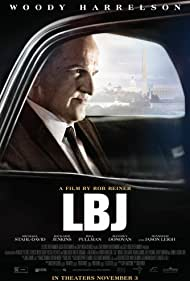 Woody Harrelson in LBJ (2016)