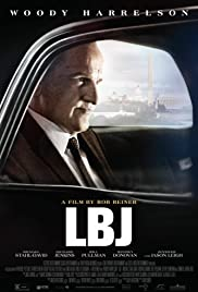 LBJ (2016) Poster - Movie Forum, Cast, Reviews