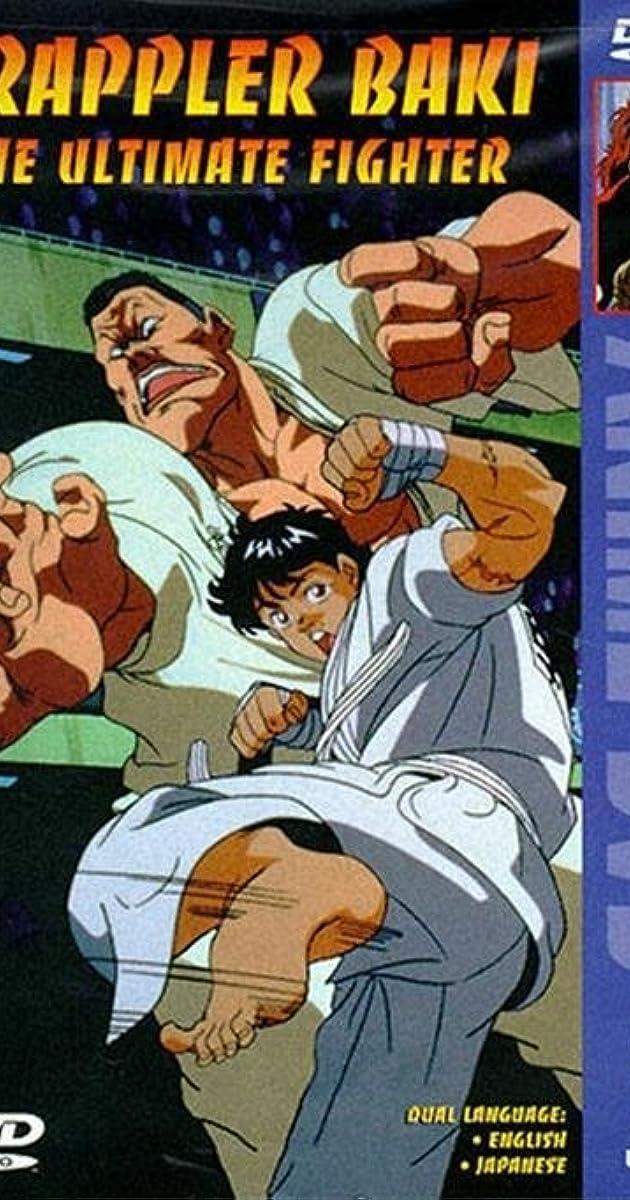 Grappler Baki: The Ultimate Fighter (Video 1994) - IMDb