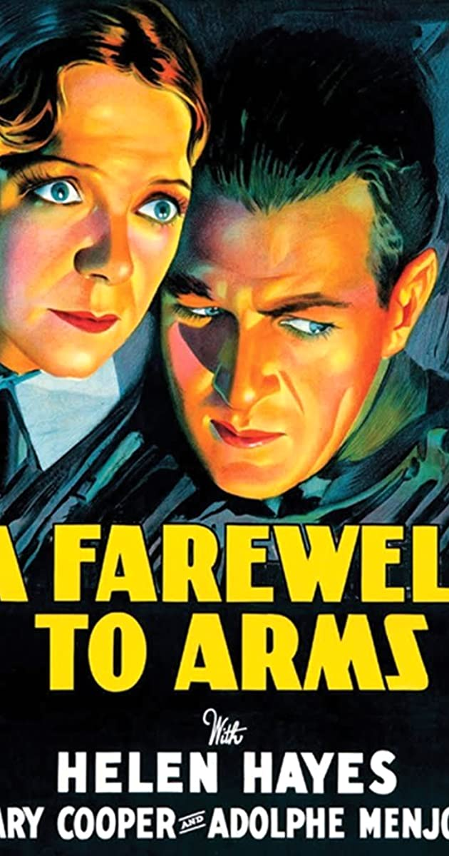 farewell to arms ending