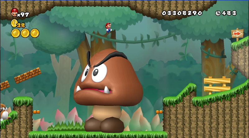 New Super Mario Bros Wii 2009