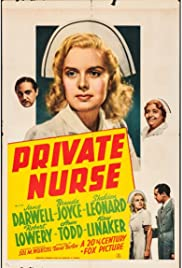 Private Nurse Poster