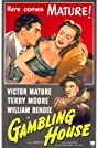 Gambling House (1950) Poster