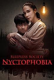 Sleepless Society: Nyctophobia Poster